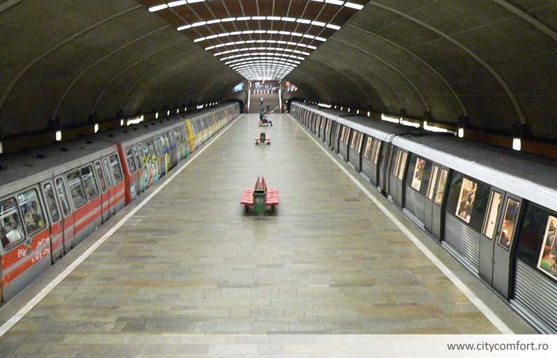 Resultado de imagen de metroul bucuresti